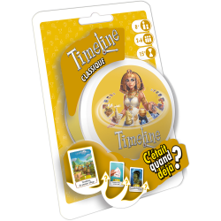 Asmodee - Timeline Classique  Jeux