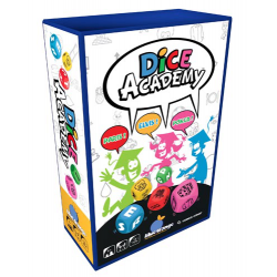 Blue Orange - Dice academy (multilingual)