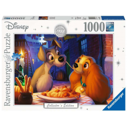 Ravensburger 1000 pc Puzzle Disney Collector's Edition - Aladdin