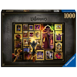 Ravensburger 1000 pc CAPTAIN HOOK (Peter Pan) DISNEY VILLAINOUS