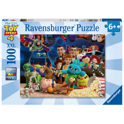 Ravensburger Puzzle 100 XXL PC - Disney Toy Story 4