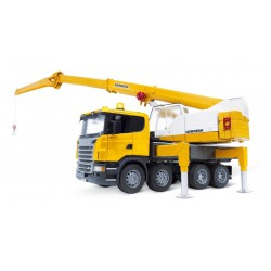 Scania R-Series Liebherr Crane with Lights and Sounds