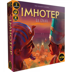 IMHOTEP - LE DUEL (FR)