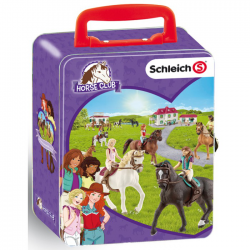 Schleich - Storage box for horses