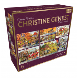Trefl - Christine Genest Special Edition 7 in 1 Puzzle