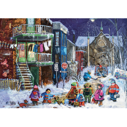 Trefl Puzzle 1000 pcs P. Paquin: We Are Still Waiting