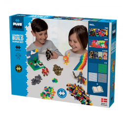 Plus Plus Learn to Build - Mega Set 1200 Basic