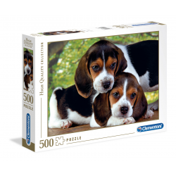 Clementoni Puzzle 500 pc Close together