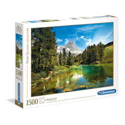 Clementoni Puzzle 1500 pc Blue Lake