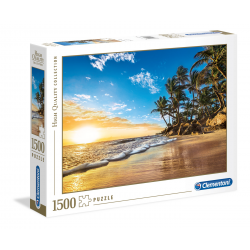 Clementoni Puzzle 1500 pc Tropical sunrise