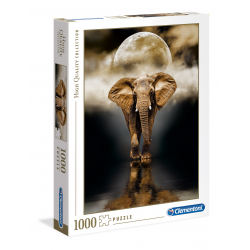 Clementoni Puzzle 1000 pc The Elephant
