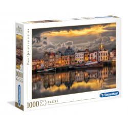 Clementoni Puzzle 1000 pc Dutch Dreamworld