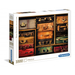Clementoni Puzzle 1000 pc Travel