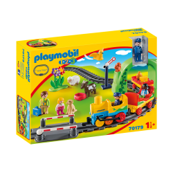 Playmobil My First Train Set