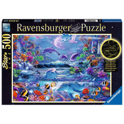 Ravensburger 500 pc Puzzle Moonlit Magic