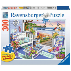 Ravensburger 300 Pc Large Puzzle Seaside Sunshine