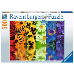 Ravensburger 500 pc Puzzle Floral Reflections