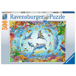 Ravensburger 500 pc Puzzle Cave Dive