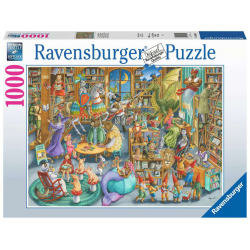 Ravensburger 1000 pc Puzzle Midnight at the Library