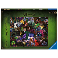 Ravensburger 2000 pc Puzzle Disney Villainous