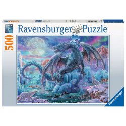 Ravensburger Puzzle 500 PC Mystical Dragons