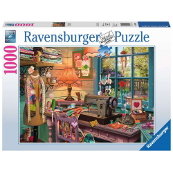 Ravensburger Puzzle 1000 PC The Sewing Shed