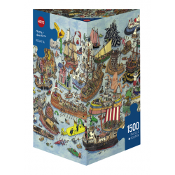 Heye Puzzle 1500 PC Regatta