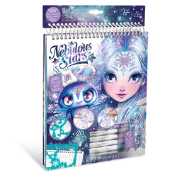 Nebulous Stars Creative Sketchbook - (Iceana)