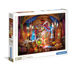 Clementoni Puzzle 1500 pcs Wizards Workshop