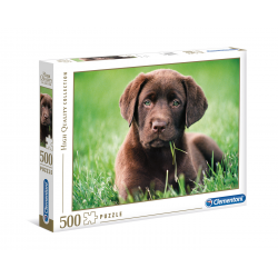 Clementoni Puzzle 500 pcs Chocolate Puppy