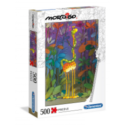Clementoni Puzzle 500 pcs Mordillo, The Lover