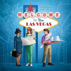 Welcome to new Las Vegas- Board Game