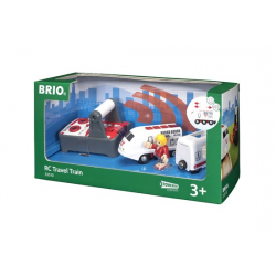 Brio - Remote Control Travel Train