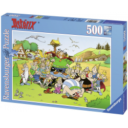 Ravensburger Puzzle 500 PC Asterix