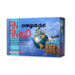 Fin Finaud : Voyage (French only)