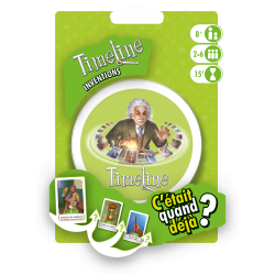 Asmodee - Timeline: Inventions