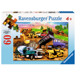 Ravensburger Construction Crowd Puzzle 60PC