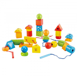 Hape String-Along Shapes