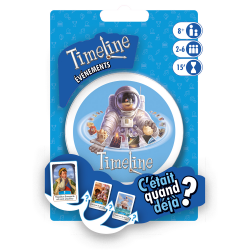 Asmodee - Timeline: Historical Events
