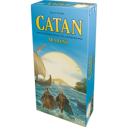 Filosofia - Catan - Seafarers 5-6 Players Extension