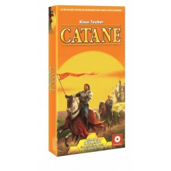 Catan - Cities & Knights 5-6 Players Extension